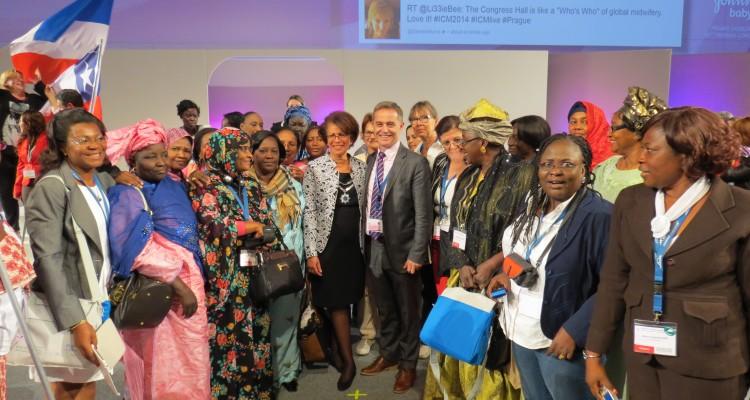 Signez pour soutenir les sages-femmes africaines