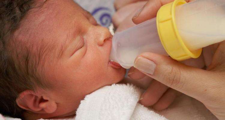 bebe premature anomalie succion