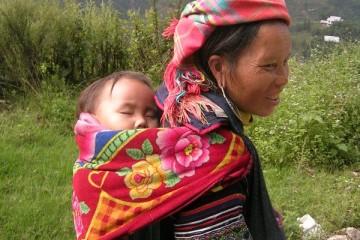 rituels ethniques au Vietnam