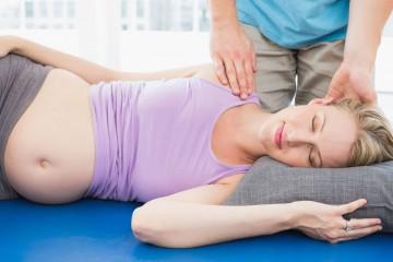 osteopathie et grossesse